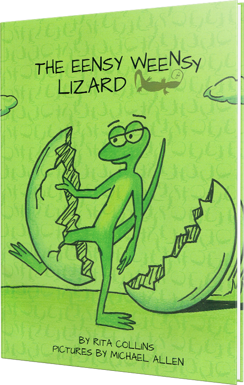 The Eensy Weensy Lizard